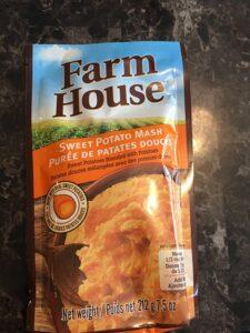 Costco FarmHouse Sweet Potato Mash