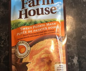 Costco FarmHouse Sweet Potato Mash