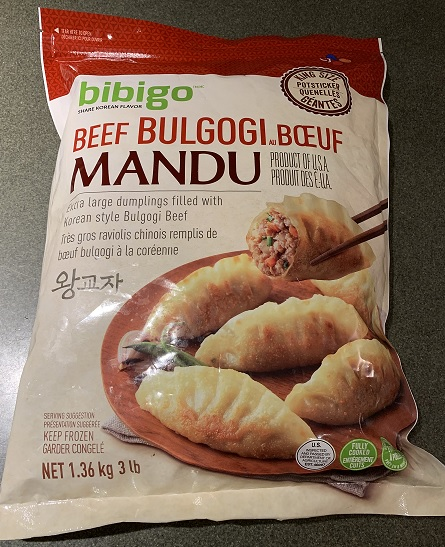 Costco Bibigo Bulgogi Beef Mandu Review - Costco West Fan Blog