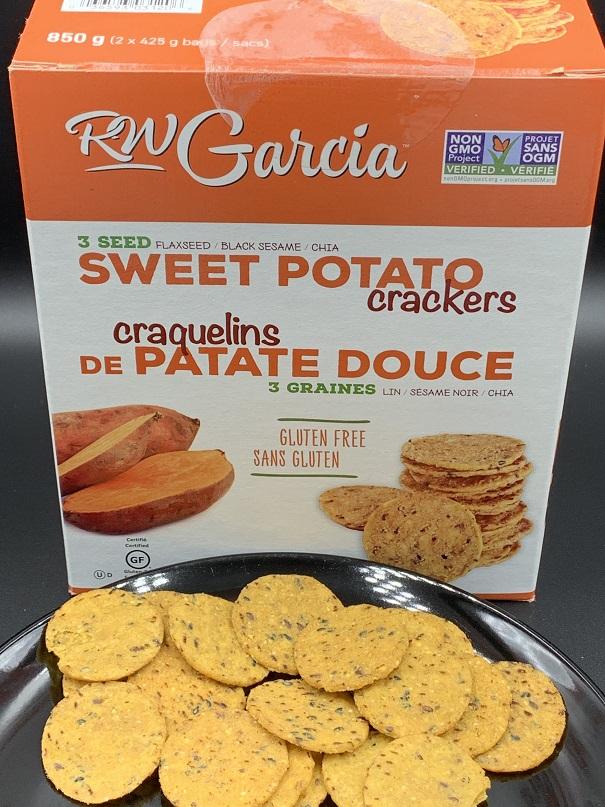 Costco RW Garcia Sweet Potato Crackers