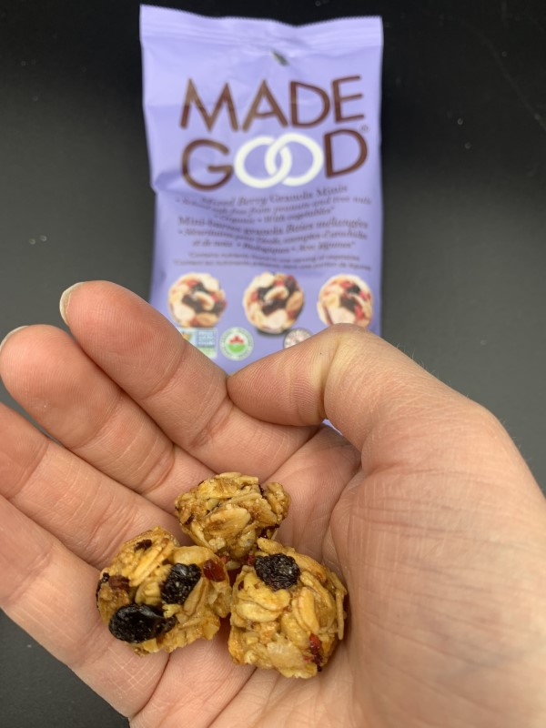 Costco MadeGood Granola Minis