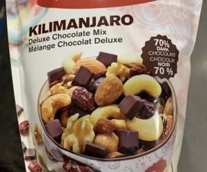 Costco Prana Organic Kilimanjaro Deluxe Chocolate Mix
