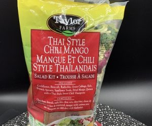 Costco Taylor Farms Thai Style Chili Mango Salad Kit
