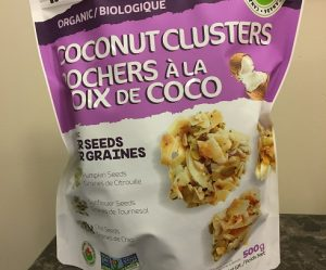 Costco Innofoods Coconut Clusters
