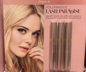 The L'Oreal Paris Voluminous Lash Paradise
