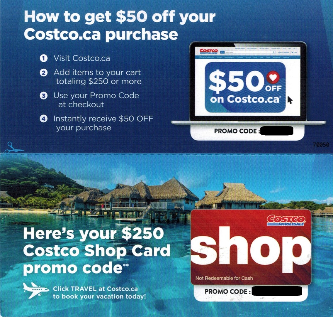 Gift of Membership Deal - *For New and Existing Members* Oct 28, 2019 to  Jan 31, 2020 - Costco West Fan Blog