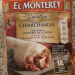Costco El Monterey Signature Chicken & Monterey Jack Cheese Chimichangas