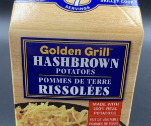 Costco Golden Grill Hashbrown Potatoes