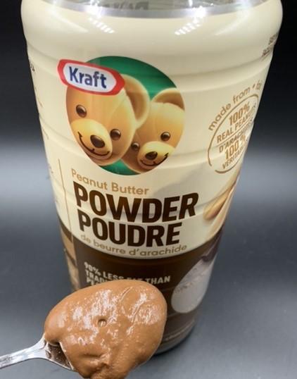 Kraft Chocolate Powdered Peanut Butter