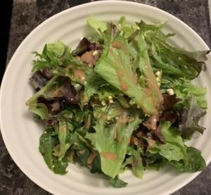 Inspired Salads Kickin' Caprese Salad