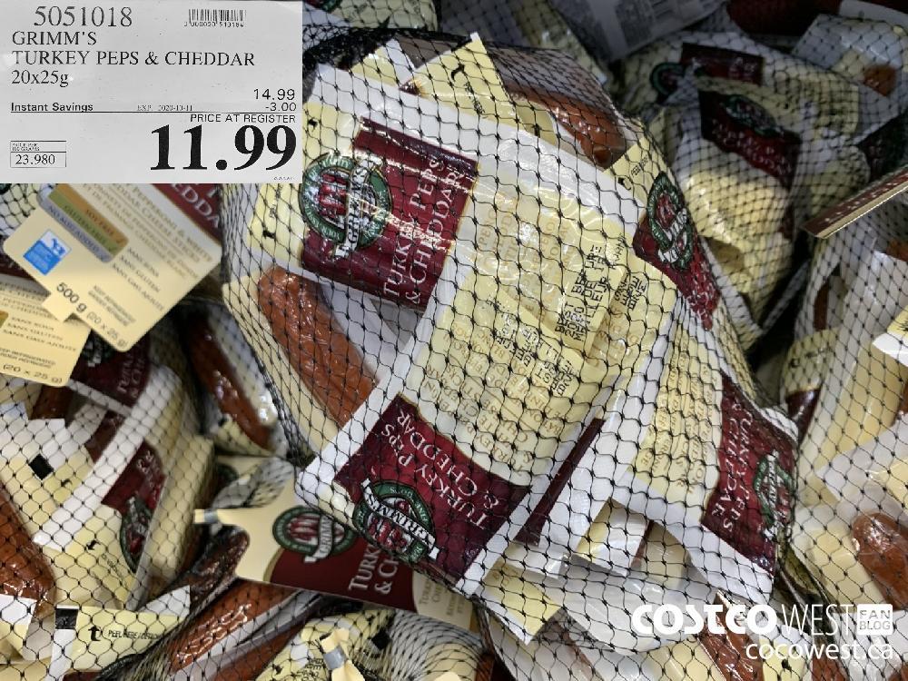 5051018 GRIMM'S TURKEY PEPS