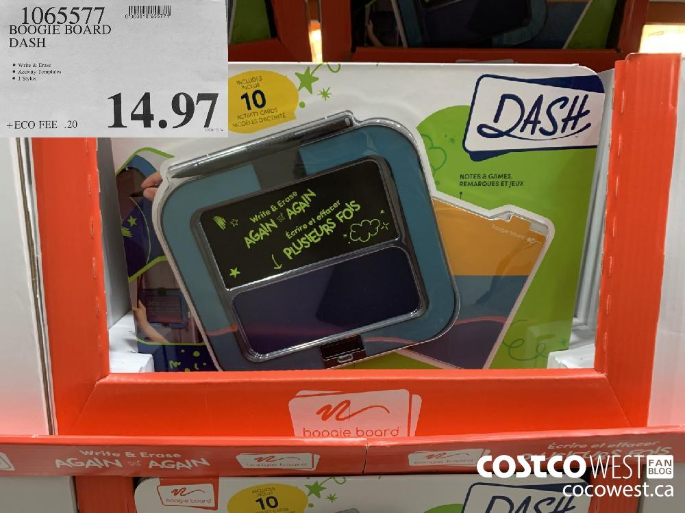 1065577 BOOGIE BOARD DASH 14.97