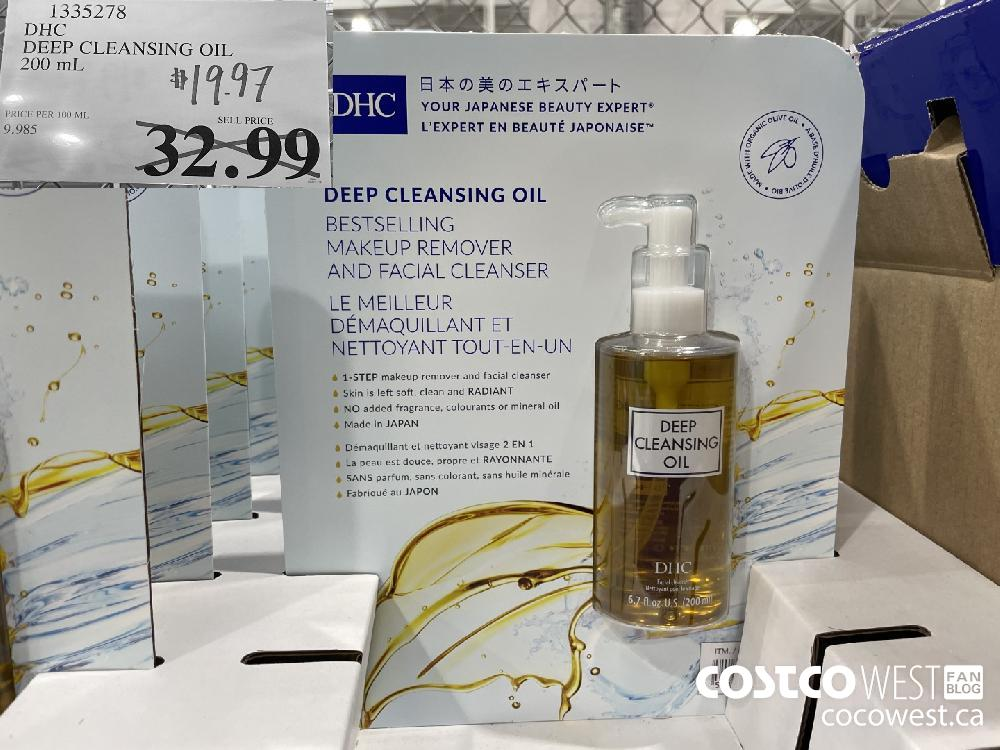 1335278 DHC DEEP CLEANSING OIL 200 mL $19.97