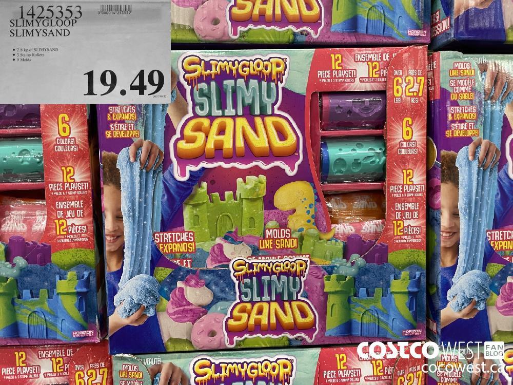 1425353 SLIMY GLOOP SLIMYSAND $19.49