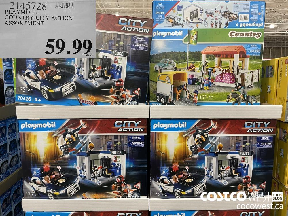 2145728 PLA YMOBIL COUNTRY/CITY ACTION ASSORTMENT $59.99
