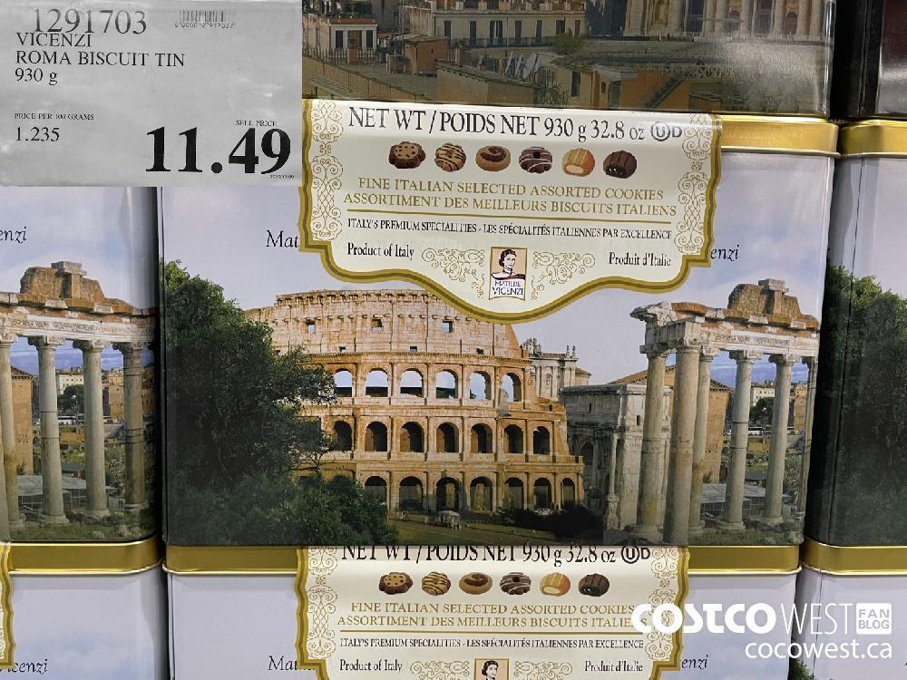 1291703 ROMA BISCUIT TIN 930 g $11.49