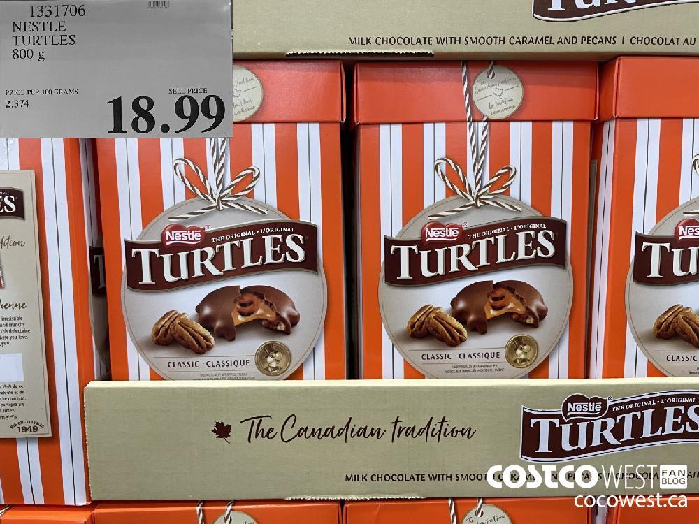 1331706 NESTLE TURTLES 800 g $18.99