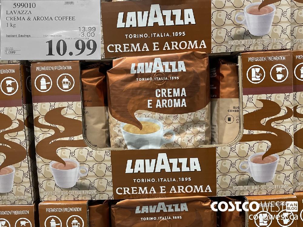599010 LAVAZZA CREMA