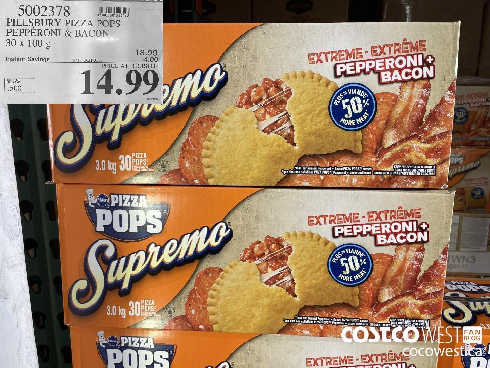 5002378 PILLSBURY PIZZA POPS PEPPERONI
