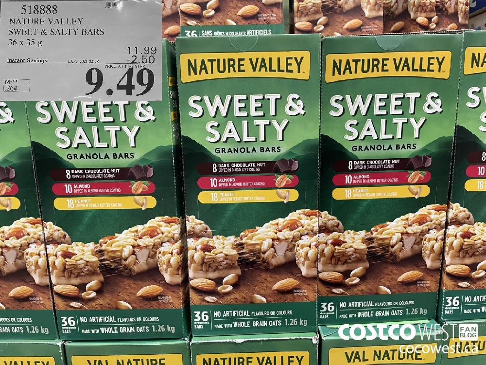 518888 NATURE VALLEY SWEET