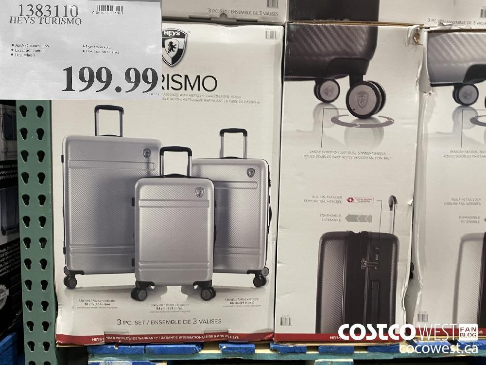 1383110 HEYS TURISMO $199.99