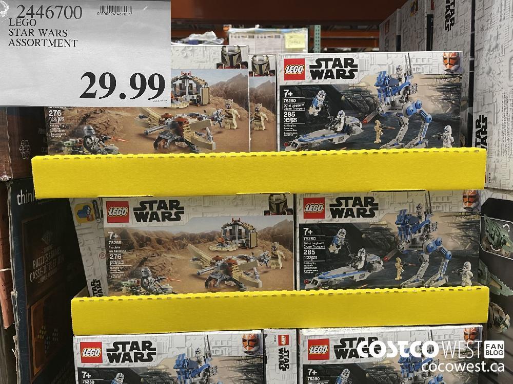 LEGO STAR WARS ASSORTMENT $29.99