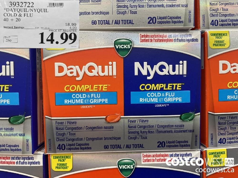 3932722 DAYQUIL/NYQUIL COLD