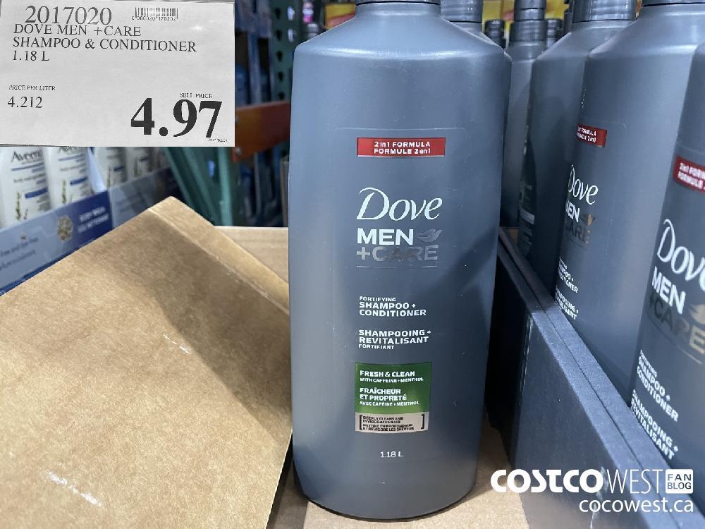 2017020 DOVE MEN CARE SHAMPOO