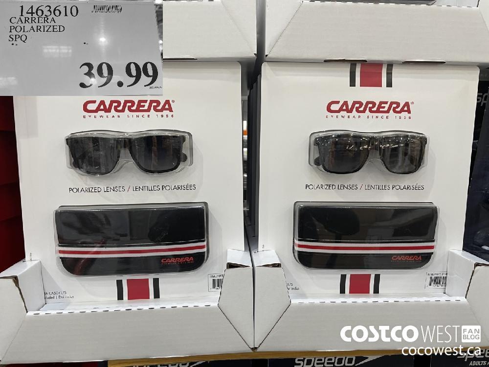 1463610 CARRERA POLARIZED SPQ $29.99