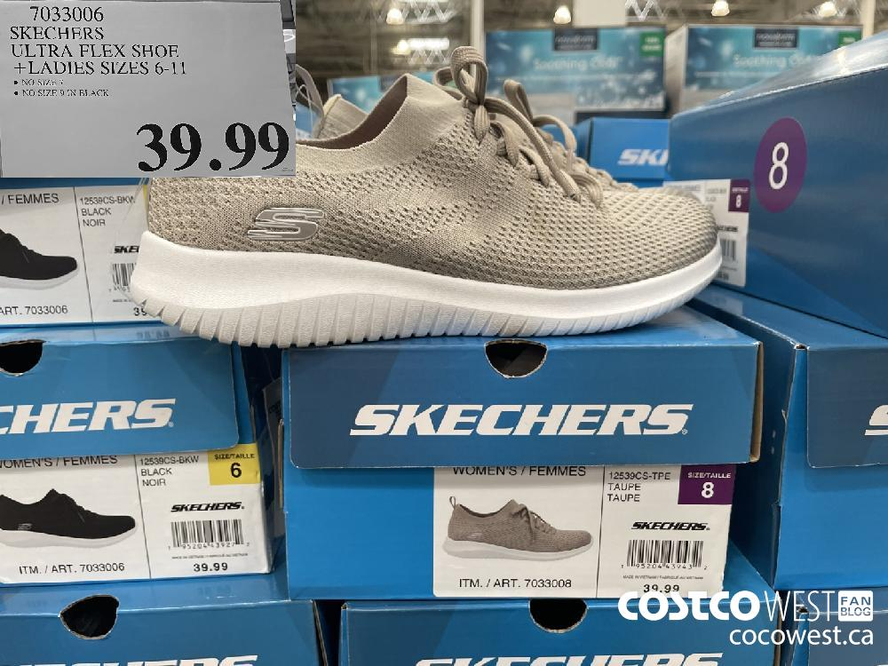 7033006 SKECHERS ULTRA FLEX SHOE LADIES SIZES 6-11 $39.99