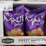 1422193DELICIOUS SNACKSSWEET MAUI ONION680 gEXPIRY DATE: 2021-02-28$4.69