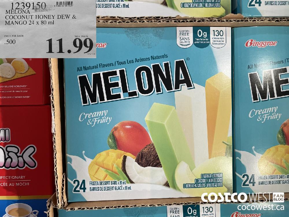 1239150 MELONA COCONUT HONEY DEW