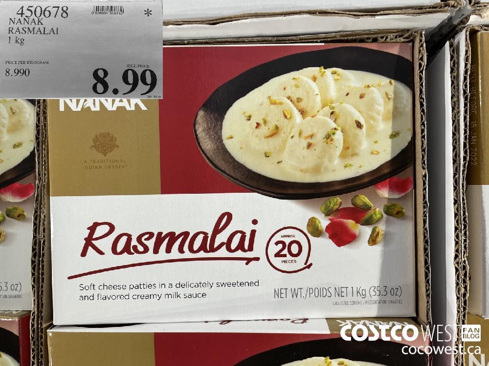 450678 NANAK RASMALAI 1 kg $8.99