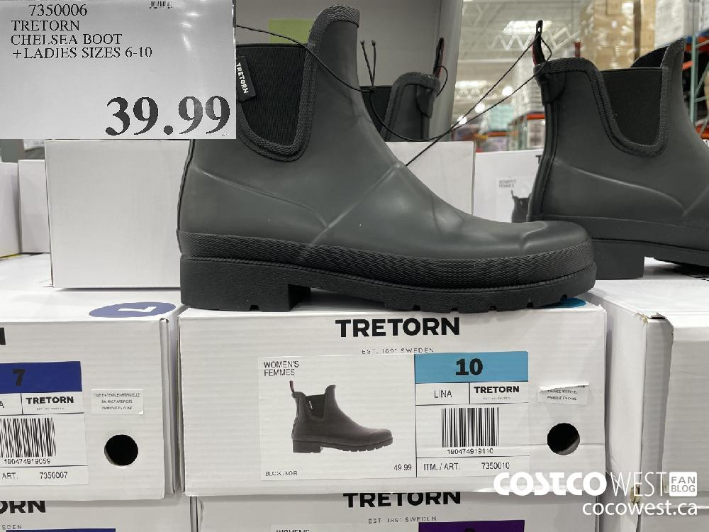 7350006 TRETORN CHELSEA BOOT LADIES SIZES 6-10 $39.99