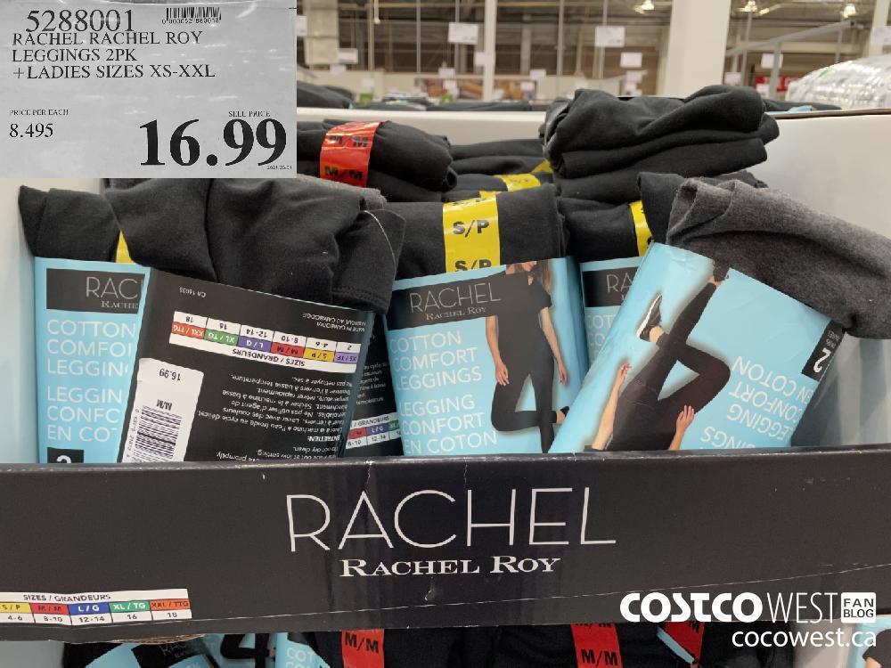 5288001 RACHEL RACHEL ROY LEGGINGS 2PK LADIES SIZES XS-XXL $16.99