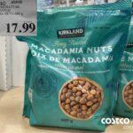 1331340KIRKLAND SIGNATUREHONEY ROASTEDMACADAMIA NUTS 680 g$17.99